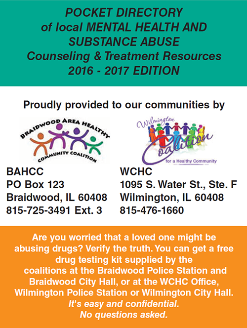 Counseling Treatment Pocket Resource Directory